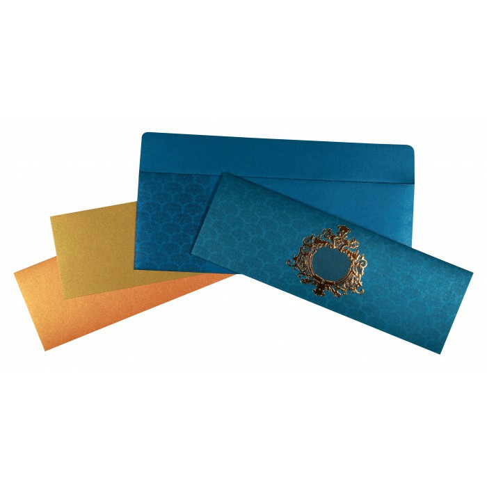 Islamic Wedding Invitations - I-1523