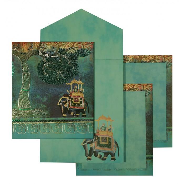 Islamic Wedding Invitations - I-1572