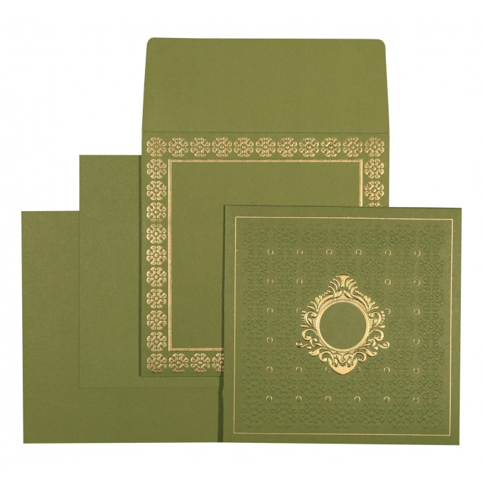 Islamic Wedding Invitations - I-1579