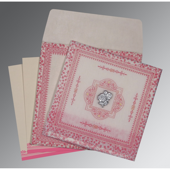 Islamic Wedding Invitations - I-8205A