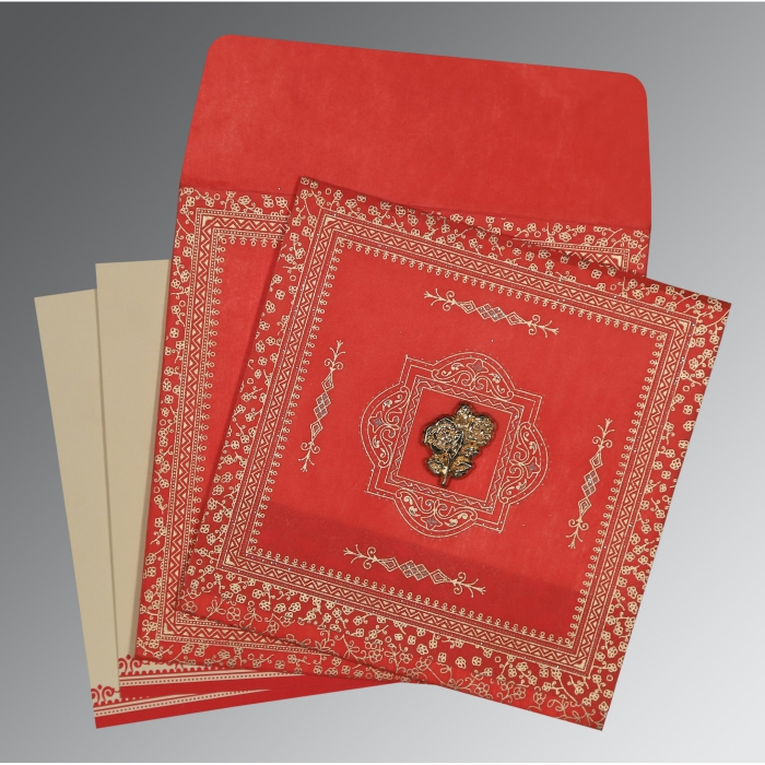 Islamic Wedding Invitations - I-8205R