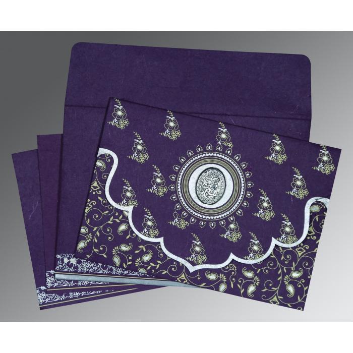 Islamic Wedding Invitations - I-8207G