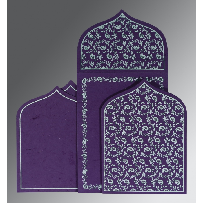 Islamic Wedding Invitations - I-8208D