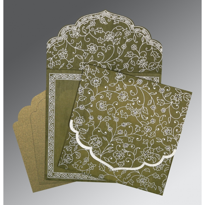 Islamic Wedding Invitations - I-8211M