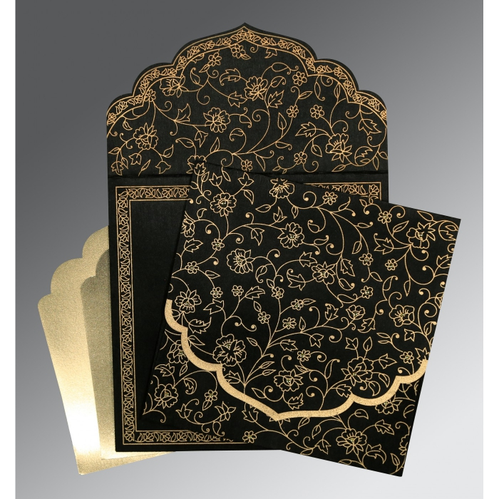 Islamic Wedding Invitations - I-8211N
