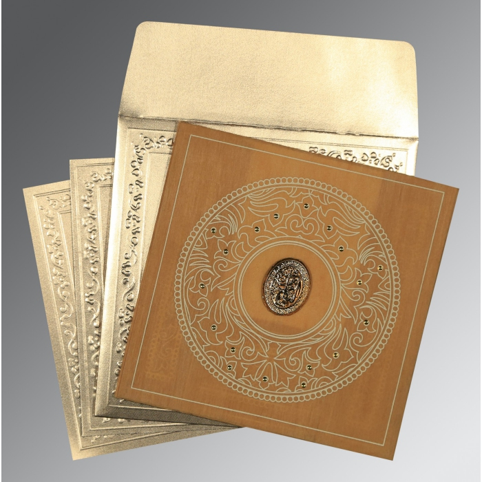 Islamic Wedding Invitations - I-8214A