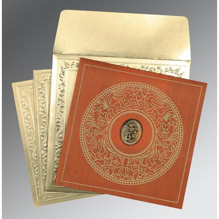 Islamic Wedding Invitations - I-8214E