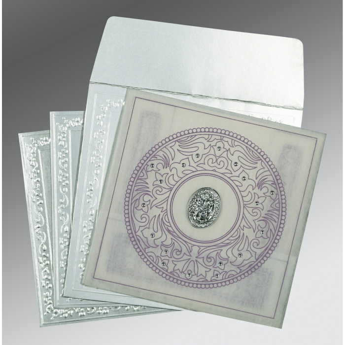 Islamic Wedding Invitations - I-8214J