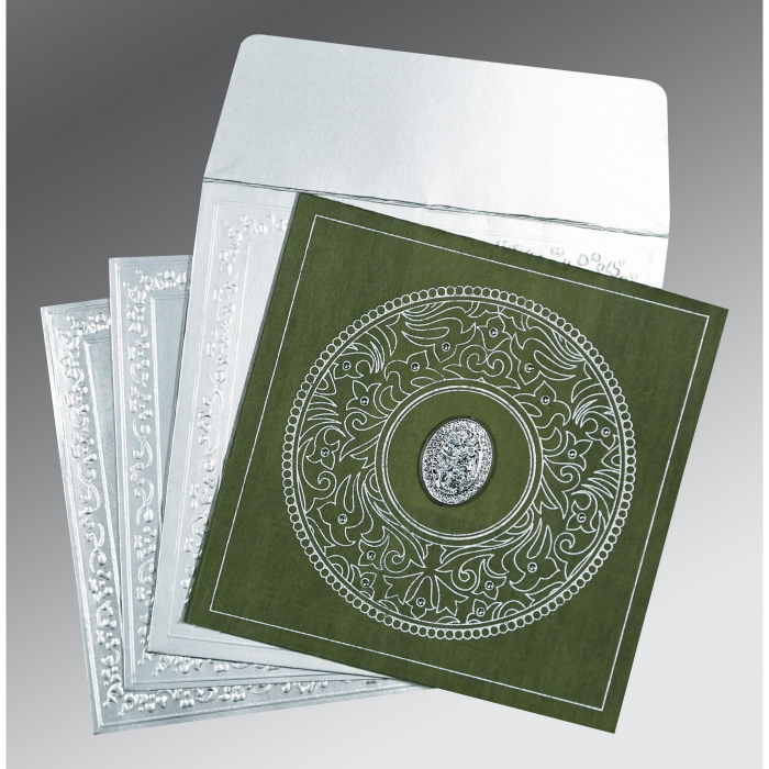 Islamic Wedding Invitations - I-8214L