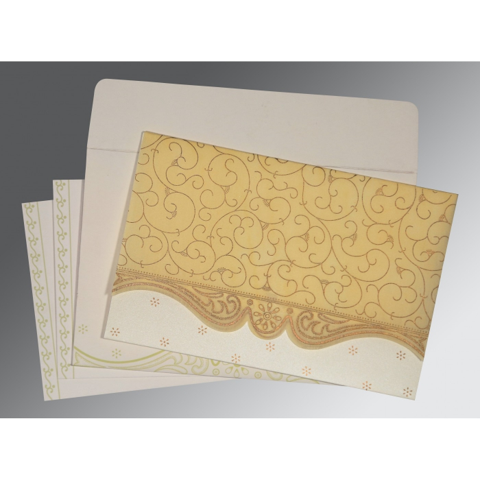 Islamic Wedding Invitations - I-8221K