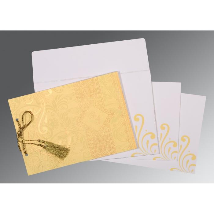 Islamic Wedding Invitations - I-8223D