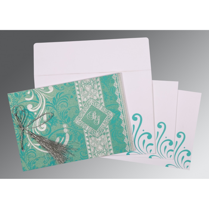 Islamic Wedding Invitations - I-8223H