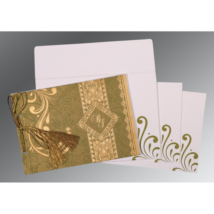 Islamic Wedding Invitations - I-8223I