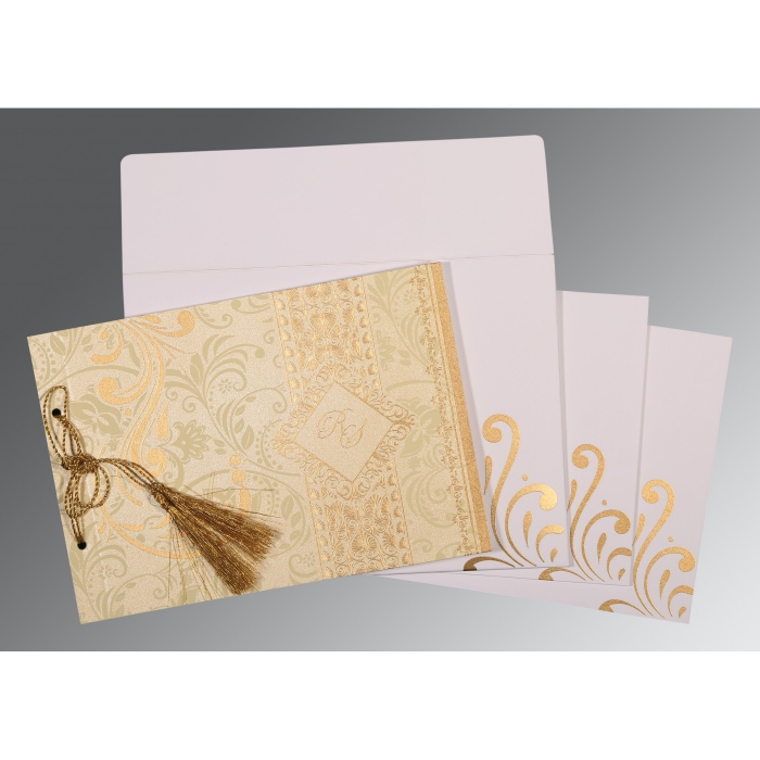 Islamic Wedding Invitations - I-8223L