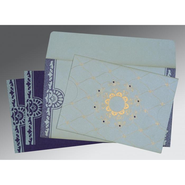 Islamic Wedding Invitations - I-8227E