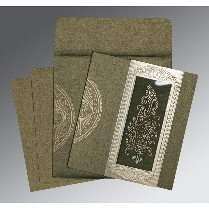 Islamic Wedding Invitations - I-8230L