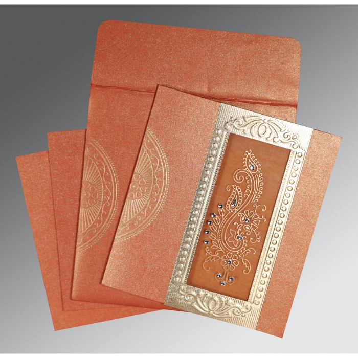 Islamic Wedding Invitations - I-8230T