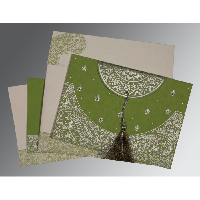Islamic Wedding Invitations - I-8234C