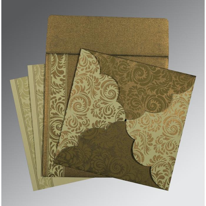 Islamic Wedding Invitations - I-8235A