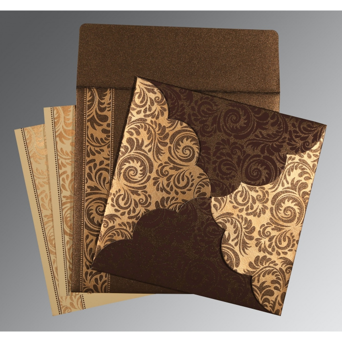Islamic Wedding Invitations - I-8235K