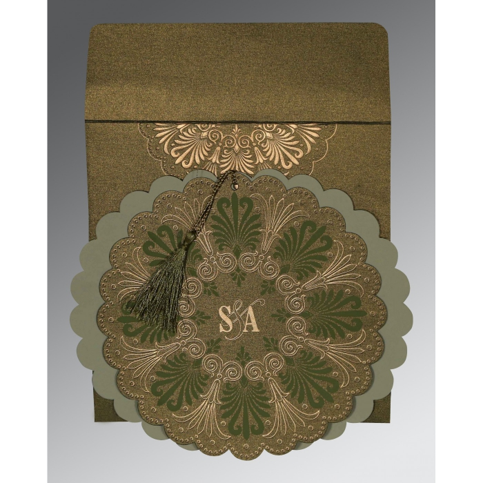 Islamic Wedding Invitations - I-8238K
