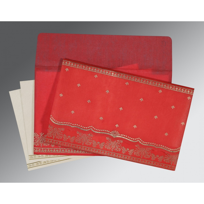 Islamic Wedding Invitations - I-8241Q
