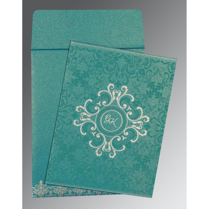 Islamic Wedding Invitations - I-8244C