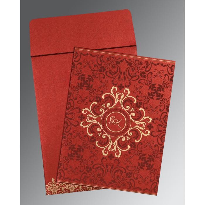 Islamic Wedding Invitations - I-8244E