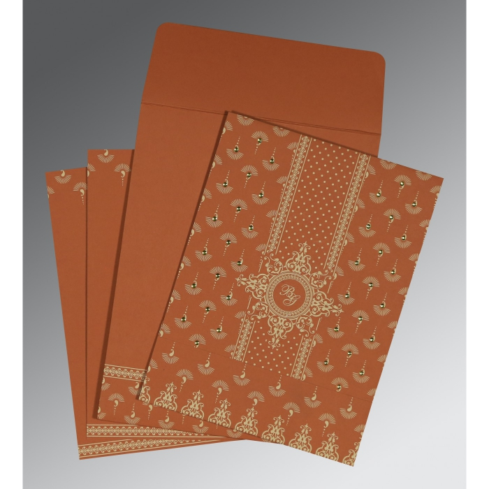 Islamic Wedding Invitations - I-8247F