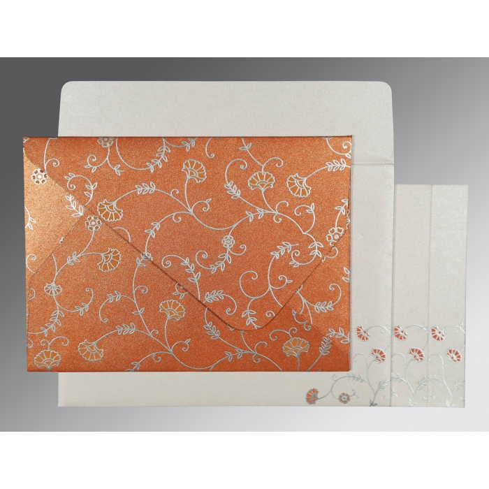 Islamic Wedding Invitations - I-8248E