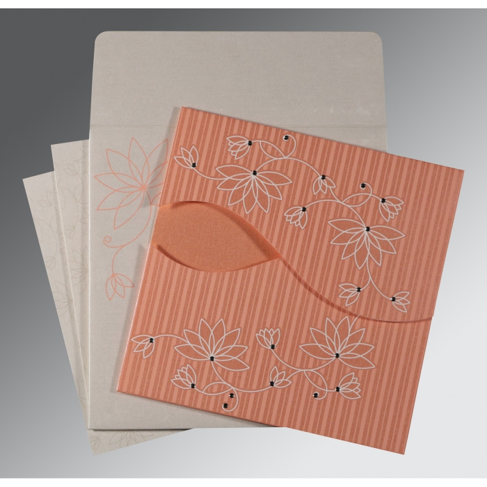 Islamic Wedding Invitations - I-8251I