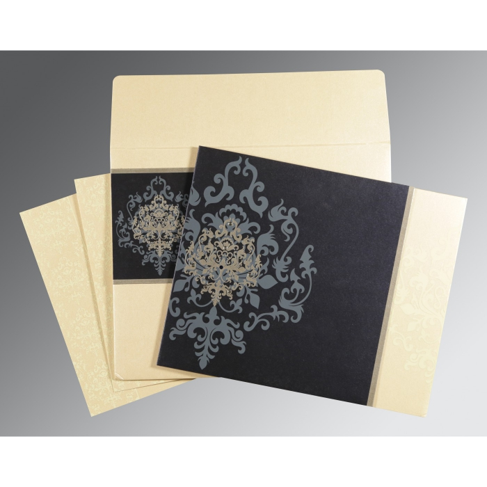 Islamic Wedding Invitations - I-8253D