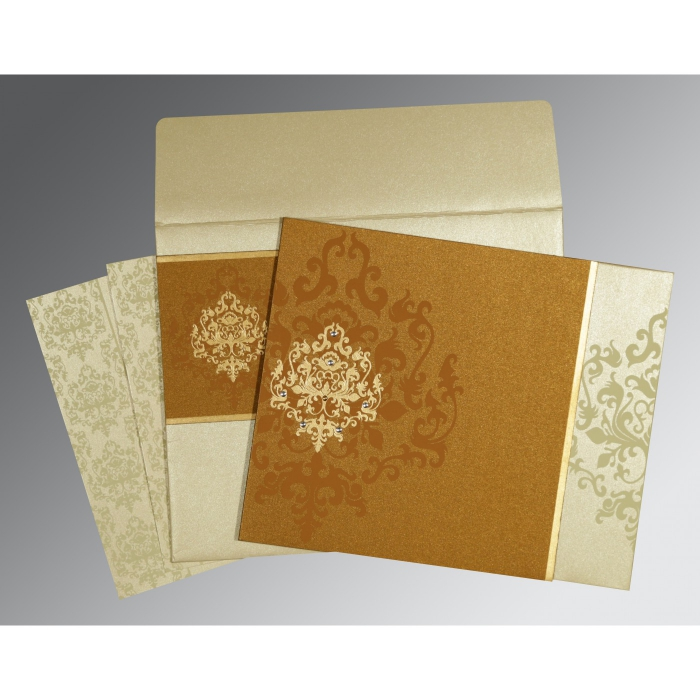 Islamic Wedding Invitations - I-8253G