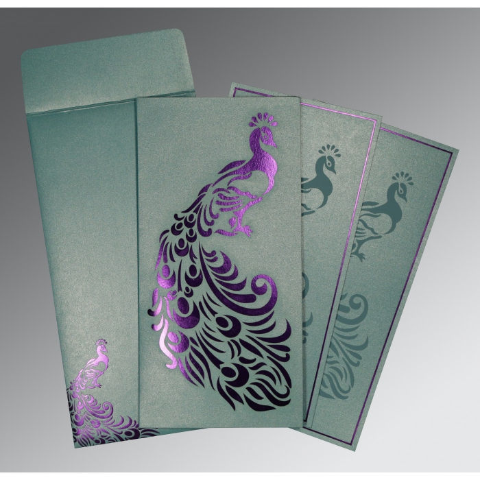 Islamic Wedding Invitations - I-8255E