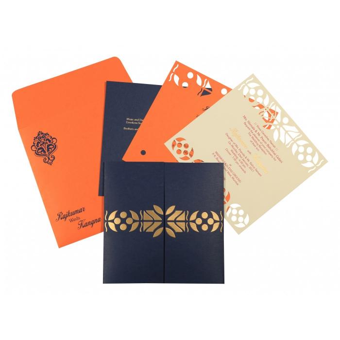 Islamic Wedding Invitations - I-8260F