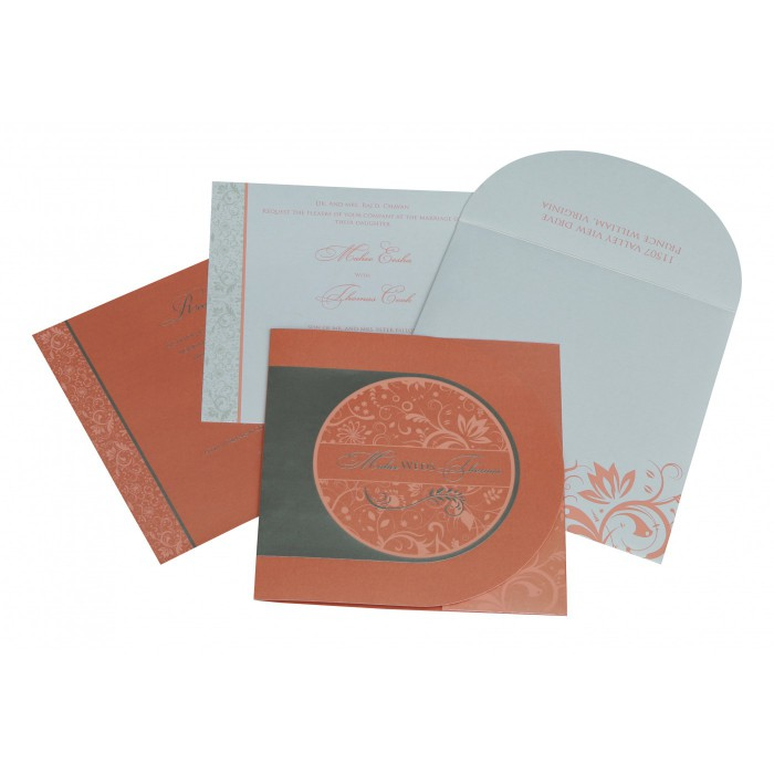 Islamic Wedding Invitations - I-8264A