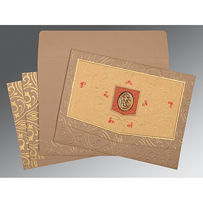 Islamic Wedding Invitations - I-1394