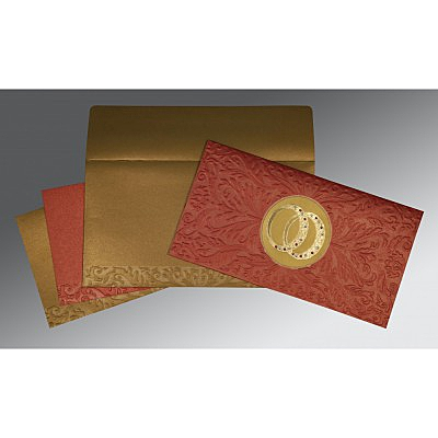 Islamic Wedding Invitations - I-1465
