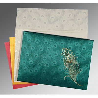 Islamic Wedding Invitations - I-1507