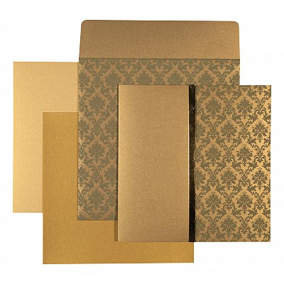 Islamic Wedding Invitations - I-1528