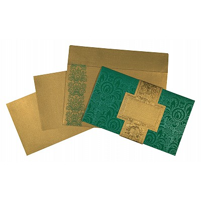 Islamic Wedding Invitations - I-1546