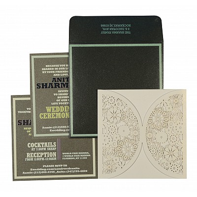 Islamic Wedding Invitations - I-1594