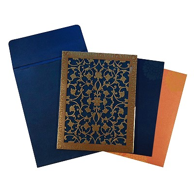 Islamic Wedding Invitations - I-1650