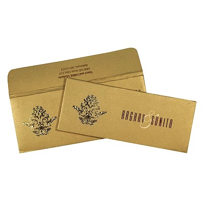 Islamic Wedding Invitations - I-1727