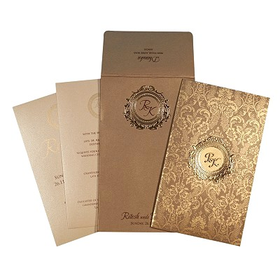 Islamic Wedding Invitations - I-1759