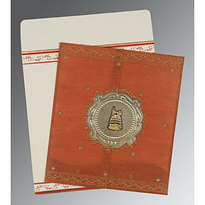 Islamic Wedding Invitations - I-8202A