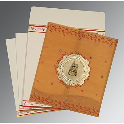 Islamic Wedding Invitations - I-8202D