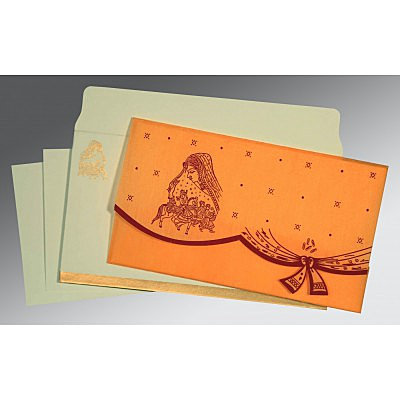 Islamic Wedding Invitations - I-8204B