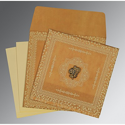 Islamic Wedding Invitations - I-8205D