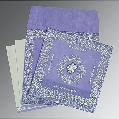 Islamic Wedding Invitations - I-8205F
